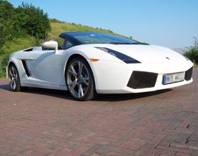 Lamborghini Gallardo fahren - 30 Minuten Lamborghini Gallardo - 30 Minuten mit Instruktor