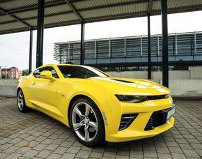 Chevrolet Camaro fahren - 1 Tag (Mo.-So.) - Lindenholzhausen Chevrolet Camaro fahren  - 1 Tag