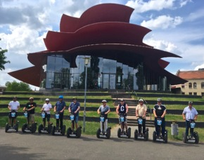 Große Segway Tour (City) - Potsdam Geführte City-Tour durch Potsdam - Ca. 2,5 Stunden