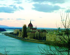 Kurzurlaub inkl. 60 Euro Leistungsgutschein - Hotel Mediterran - Budapest Hotel Mediterran