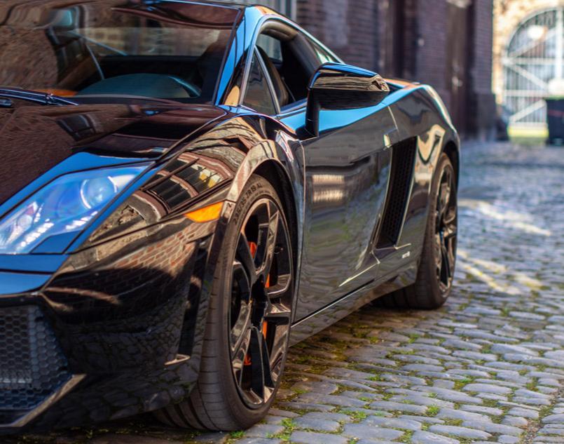 Lamborghini selber fahren 30 Min Niederaula Lamborghini – 30 Minuten