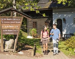 Kuschelwochenende - 1 ÜN Naturel Hoteldorf SCHÖNLEITN - 3-Gänge-Menü