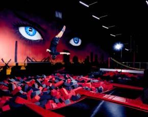 Trampolinhalle Duisburg