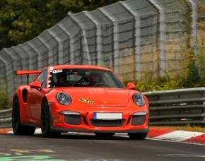 Rennwagen selber fahren - Porsche 911/991 GT3 - 10 Runden Porsche 911 GT3 Typ 991 - 10 Runden - Circuit Zolder