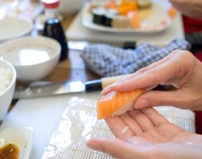 Sushi-Kochkurs Wuppertal