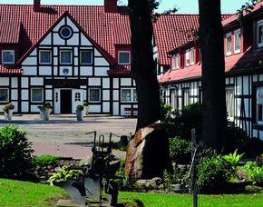 2x2 Übernachtungen inkl. Erlebnis - Landhotel Baumann's Hof - Kirchdorf Landhotel Baumann's Hof - Fahrradverleih/Minigolf oder Rosenölbad