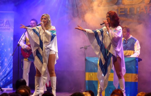 abba-dinnershow-muenchen-band