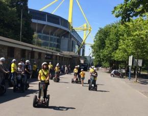 Segway City Tour Dortmund