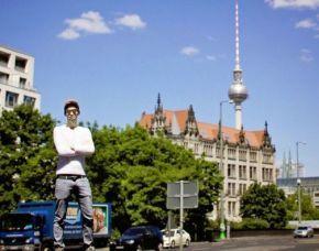 3D Figuren Rostock