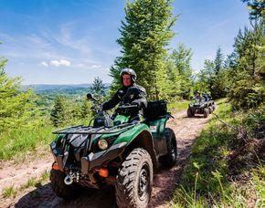 Randonnée en quad 1h - Gerbépal Offroad Tour in den Vogesen – 2 Stunden