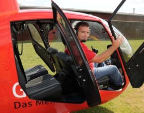 Hubschrauber selber fliegen - 30 Minuten - Wolfhagen 30 Minuten