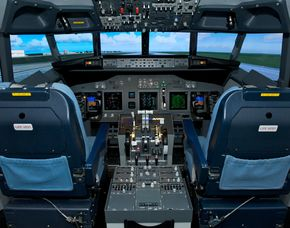 3D-Flugsimulator Wiesbaden