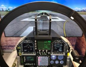 3D-Flugsimulator München