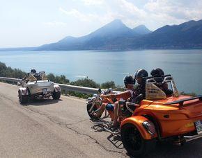 Trike Tour Gardasee-Tour