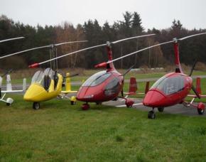 Tragschrauber-Rundflug - 90 Minuten - Schwandorf 90 Minuten