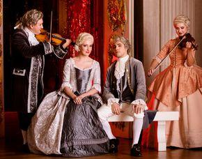 Konzert und Dinner 3-Gänge-Menü, Klassikkonzert