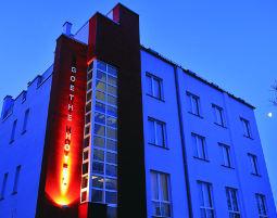 Städtetrips Goethe Hotel Frankfurt