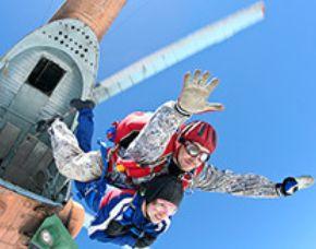 Fallschirm-Tandemsprung Stadtlohn