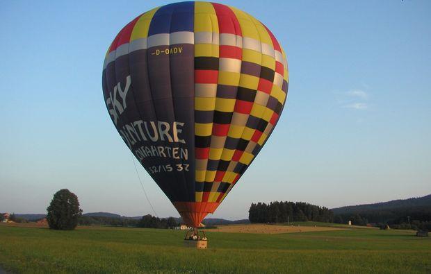 ballonfahrt-coburg-untersiemau-flug