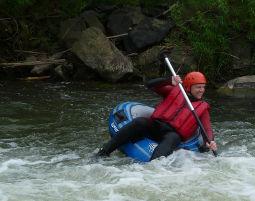 River Tubing im Harz Harz - ca. 4 Stunden