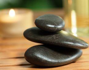 Hot Stone Massage - Obst - Getränk - Hamburg