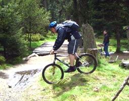 Mountainbike Grundkurs Clausthal-Zellerfeld Harz - Grundkurs - 2 Tage