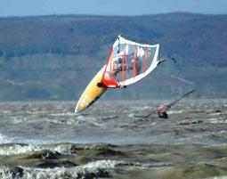 Windsurf-Kurs - Podersdorf Neusiedlersee - 2 Tage