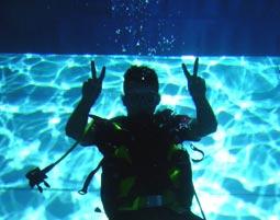 Open Water Diver Tauchkurs in Winkelhaid 5 Theorie, 5 Pool & 4 Freiwasser Einheiten