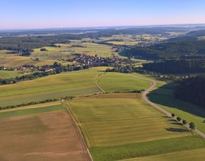 Ballonfahrt Thannhausen