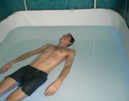 Floating für Zwei Floating Becken - 60 Minuten