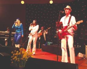 ABBA Royal – The Tribute Dinnershow - 79 Euro - VELTINS-Arena - Gelsenkirchen VELTINS-Arena - 4-Gänge-Menü