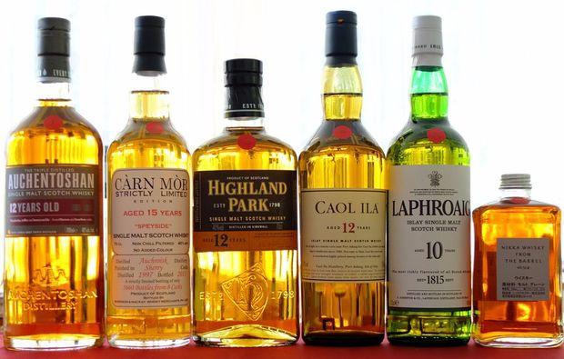 whisky-tasting-memmingen-flaschen