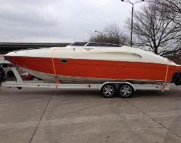Bild Speedboot fahren - Beim Speedboot fahren mit Highspeed übers Wasser!