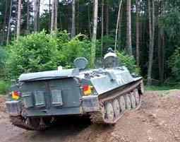 panzer-fahren
