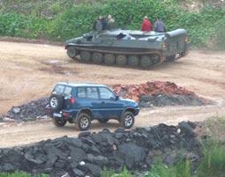 panzer-rundfahrt