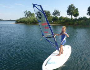 VDWS Windsurfen Grundkurs - 12 Stunden Xantener See – 2 Tage