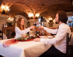 Kuschelwochenende - 1 ÜN Landhotel Altes Zollhaus - Abendessen