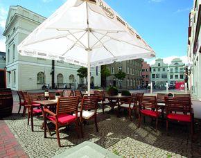 Frühstückszauber für Zwei - Wismar Frühstücksbuffet, inkl. Säfte & Sekt