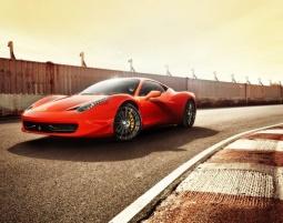 Ferrari 458 Spider fahren - 60 Minuten Ferrari 458 Spider  - Ca. 60 Minuten