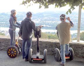 Segway Tour Römer in Bonn Geführte Segway Tour auf den Spuren der Römer - Ca. 3 Stunden