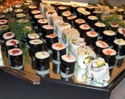 Sushi-Kochkurs   Garbsen inkl. Getränke