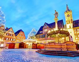 Weihnachtsmarkt Kurztrips - 1 ÜN - Schwetzingen ACHAT Comfort Heidelberg/Schwetzingen