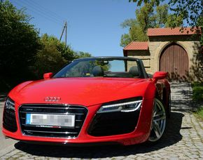 Audi R8 fahren Rottenburg am Neckar