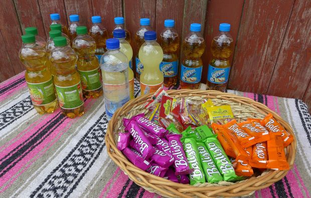 eseltrekking-heinade-snacks