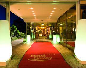 2x2 Übernachtungen - Hotel Savoy - Pesaro (PU) Hotel Savoy