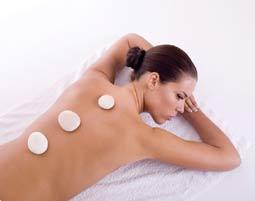 Bild Hot Stone Massage - Hot Stone Massage: Ganzkörpermassage indianischen Ursprungs