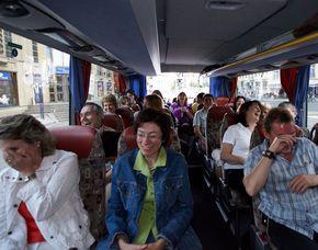 Außergewöhnliche Stadtrundfahrt Hamburg Comedy Tour