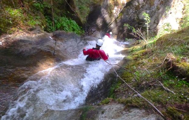 canyoning-schnuppertour-sautens-spass