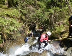 Canyoning Schnuppertour - Sautens Tirol - 3 Stunden