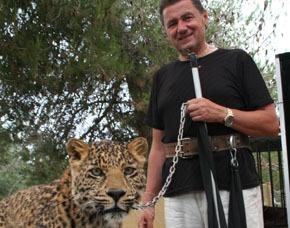Leoparden Show für Zwei - ca. 3 Stunden Leoparden Show inkl. Fütterung für Zwei - ca. 3 Stunden